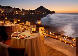 restaurant gastronomique romantique